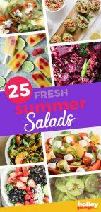 25 Fresh Summer Salads