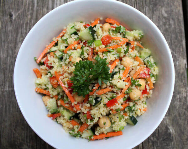 Meditranean Couscous Salad