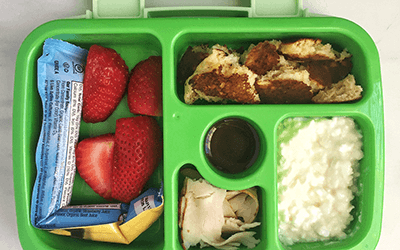 5 Tips to Pack a Healthy Lunch