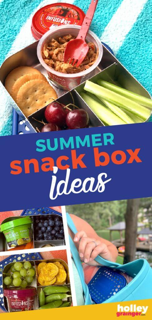 Summer Snack Box Ideas from Holley Grainger