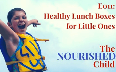 Healthy Lunch Boxes for Little Ones