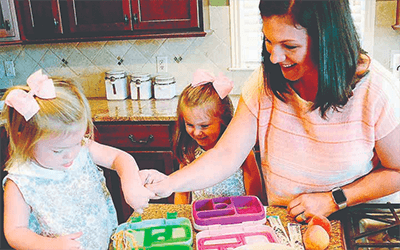 Hoover Mom Inspires with Lunchbox Ideas