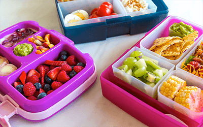 The Only Formula You Need to Pack a Healthy Bento Box Lunch for Kids, by Holley Grainger for Eating Well