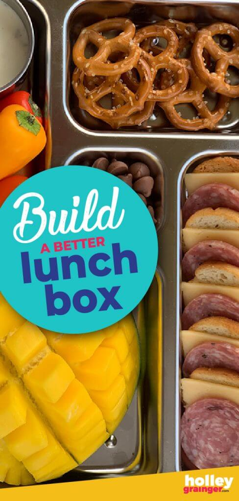 Build a Better Lunchbox, from Holley Grainger