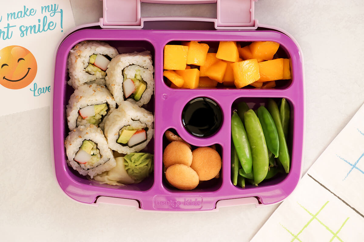 Add More Vegetables to Your Child's Lunchbox