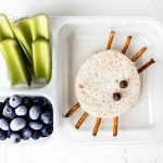 Holley Grainger's Spooky Spider Sandwich