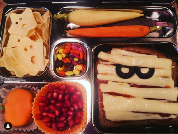Halloween lunchbox from plan_it_box