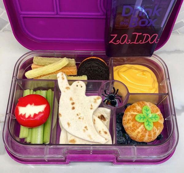 Halloween lunchbox from heathercoxzzz