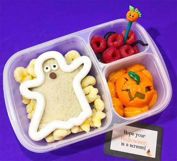 Halloween lunchbox from landryslunches