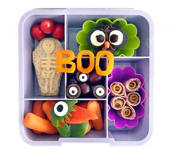 Halloween lunchbox from little_lunch_love