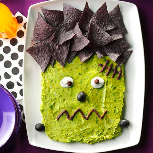 Frankenguac via Taste of Home
