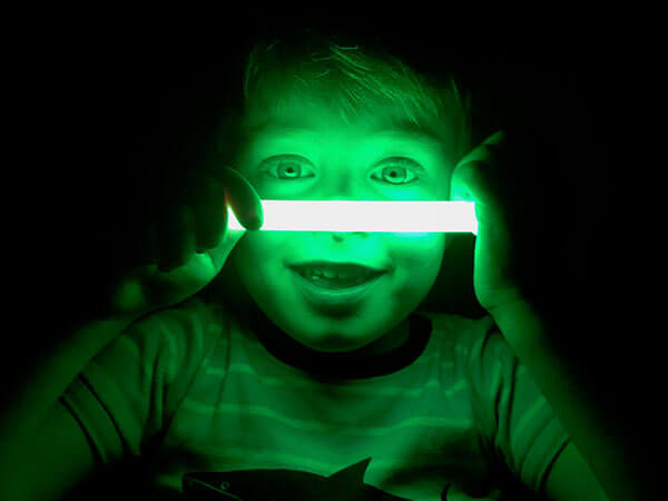 RD Approved Approaches to Halloween Candy - Pass out toys like glow sticks