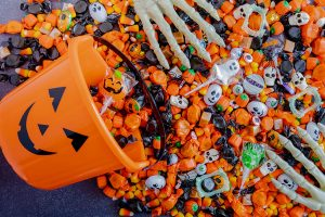 How Dietitians and Nutritionists Deal with Halloween Candy