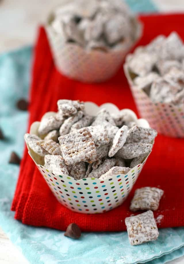 Allergy Friendly Puppy Chow