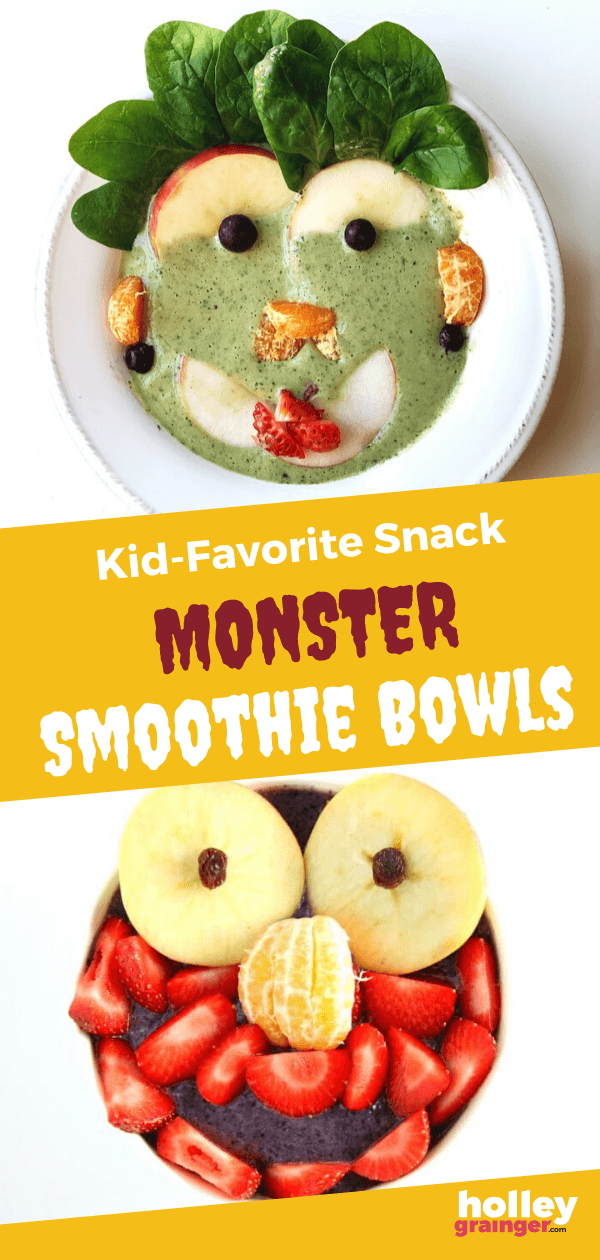 Monster Smoothie Bowl