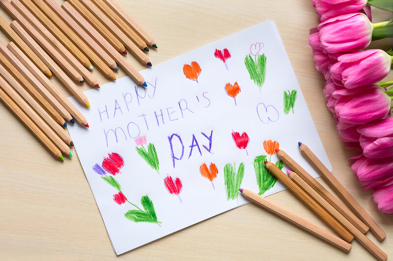 Personalized gift ideas for mother's day