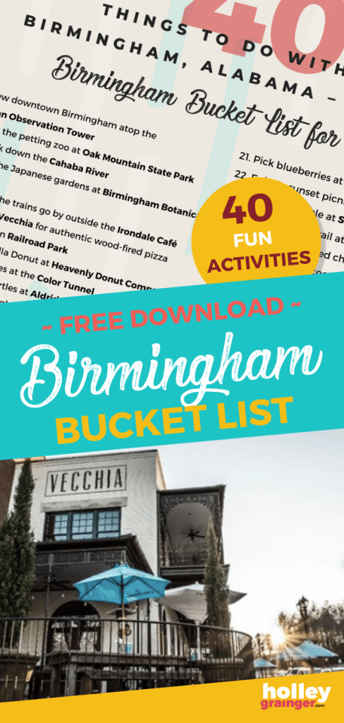 40 Things to Do with Kids in Birmingham