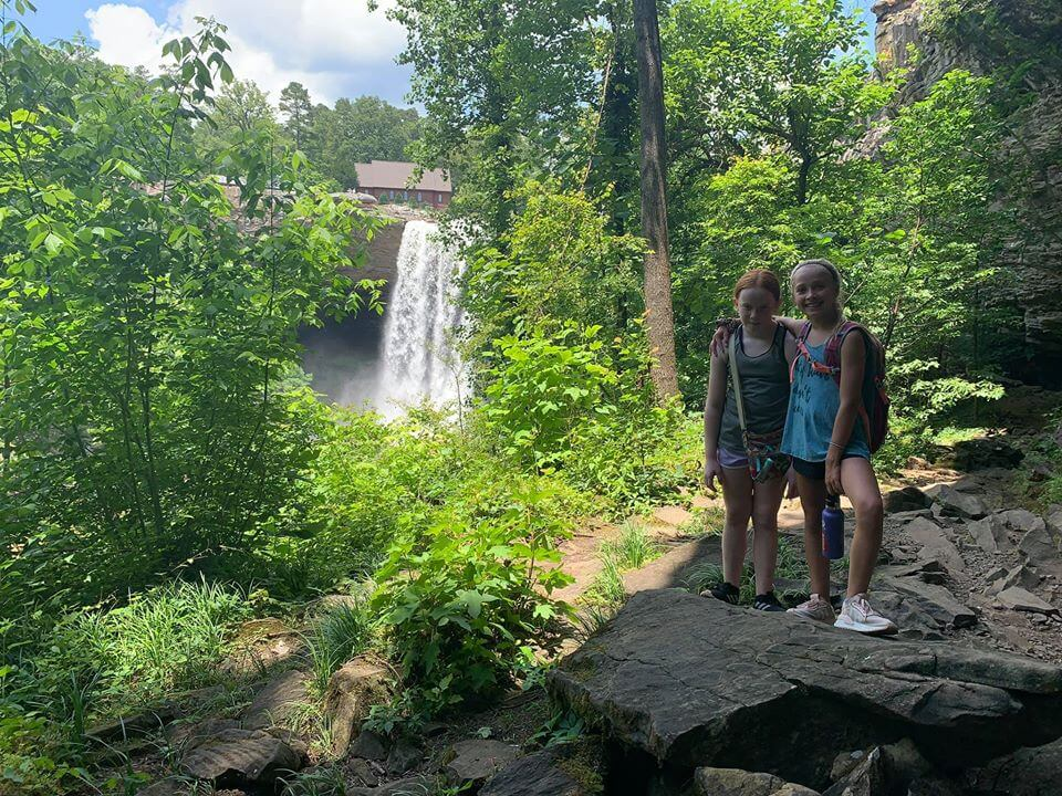 Noccalula Falls - Summer Day Trips in Alabama