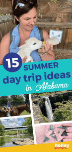 15 Summer Day Trip Ideas in Alabama