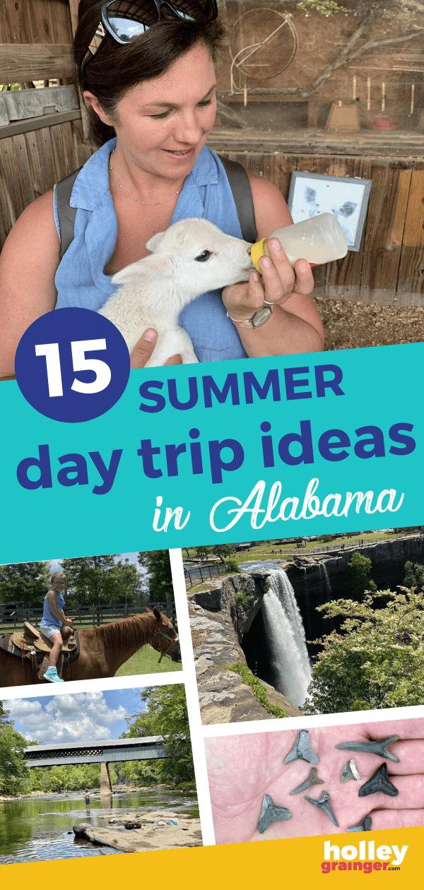 15 Summer Day Trip Ideas in Alabama
