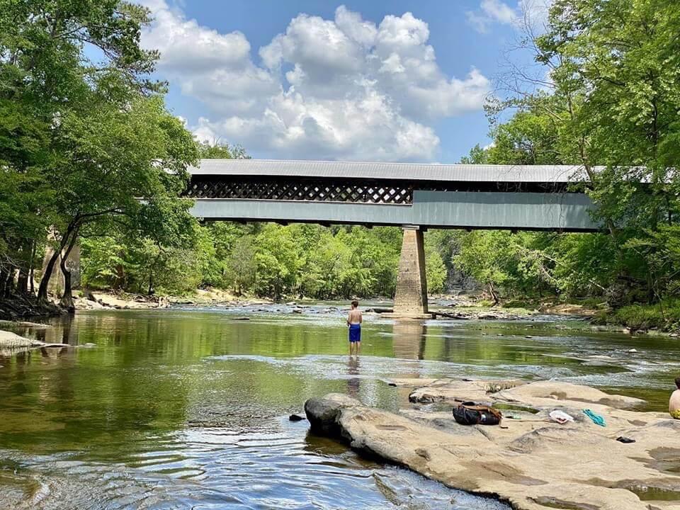 Natural Bridge - Activities in Alabama