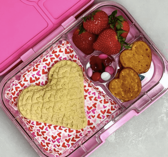 Vday Lunch Ideas
