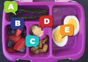 ABC Lunchbox Ideas