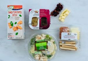 25 Healthy School Snacks from ALDI - mini meals