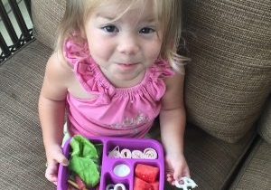 Healthy school lunches for toddlers