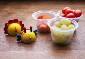 Holley Grainger Summer Snack Solutions