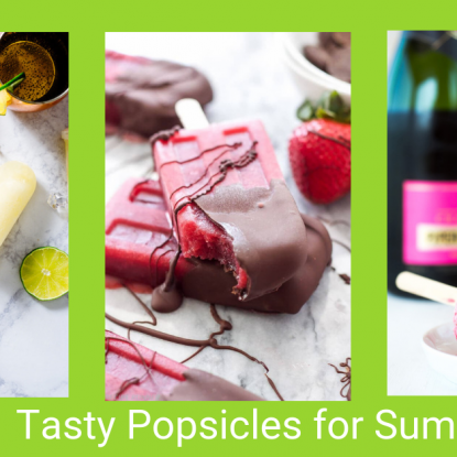 21 Tasty Popsicles for Summer