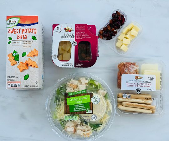 25 Healthy School Snacks from ALDI - mini meals