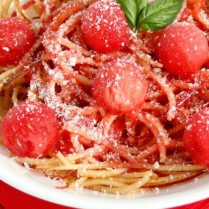 Apple Spaghetti