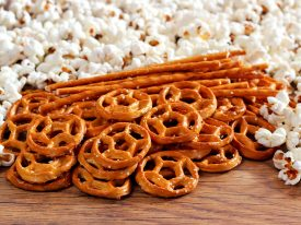 Nut-free snacks