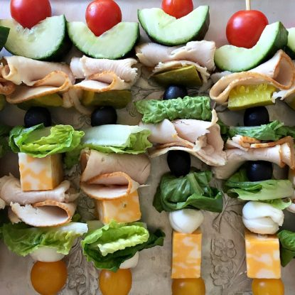 15 Healthy Tailgating Appetizers
