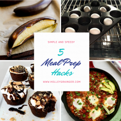 Meal Prep Hacks