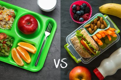 The Lunchbox Advantage: Why you should pack a healthy school lunch, from Holley Grainger